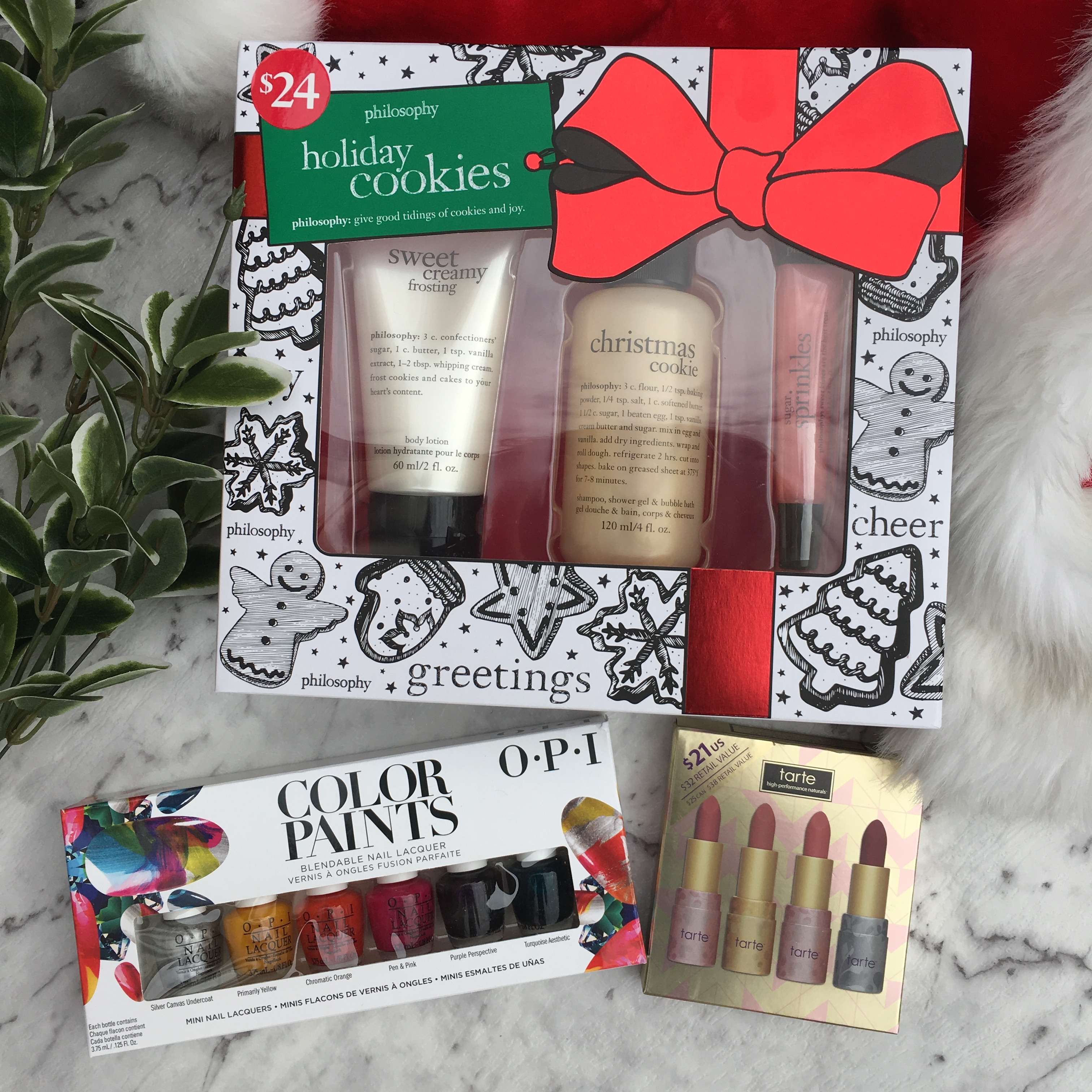 Beauty Gifts Under $50 | Christmas Gift Guide | 2015 - The Black and ...